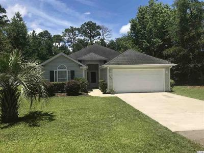 Pawleys Island Single Family Home For Sale: 338 Springfield Rd.