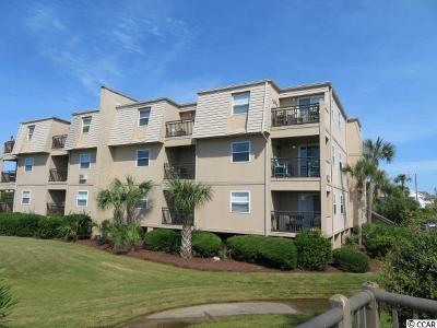Garden City Beach Condo/Townhouse Active Under Contract: 1582 S Waccamaw Dr. #29