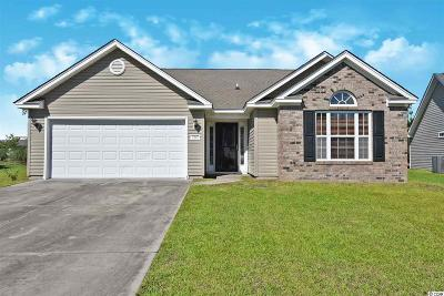 Myrtle Beach Single Family Home For Sale: 197 Dry Valley Loop