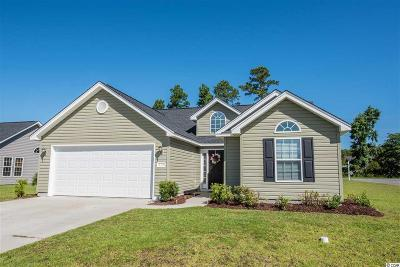 Myrtle Beach Single Family Home For Sale: 373 Encore Circle