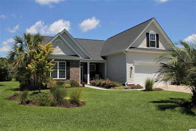 Murrells Inlet Single Family Home Active Under Contract: 709 Woodstone Ct.