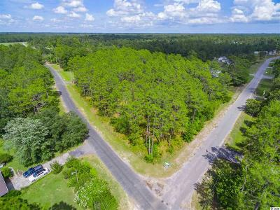 Loris Residential Lots & Land For Sale: Tbd Pine Level Dr.