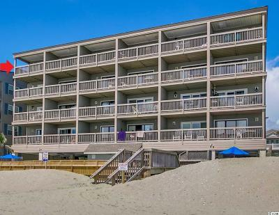 Garden City Beach Condo/Townhouse For Sale: 410 N Waccamaw Dr. #406