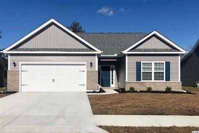 Conway SC Single Family Home Active Under Contract: $201,830
