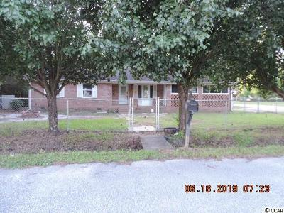 Conway Single Family Home For Sale: 1215 Village St.