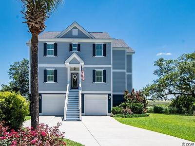 Pawleys Island Single Family Home For Sale: 168 Windy Ln.