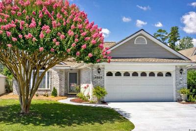Myrtle Beach SC Single Family Home For Sale: $348,500
