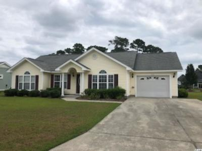 Conway Single Family Home For Sale: 1318 Gailard Dr.
