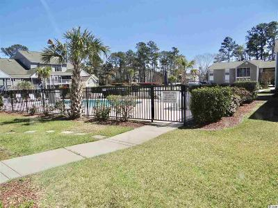 Surfside Beach Condo/Townhouse For Sale: 1925 Bent Grass Dr. #D