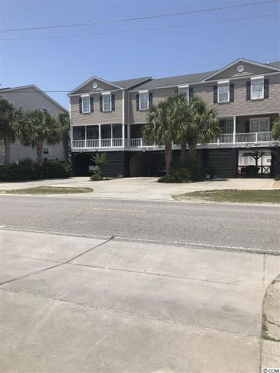 Surfside Beach Condo/Townhouse For Sale: 1210 S Ocean Blvd. #A