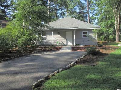 Myrtle Beach SC Single Family Home For Sale: $144,900