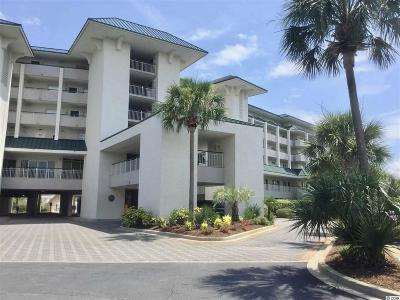 Pawleys Island Condo/Townhouse For Sale: 601 Retreat Beach Loop #124