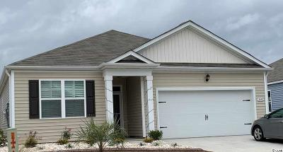Myrtle Beach Single Family Home Active Under Contract: 2852 Nova Way