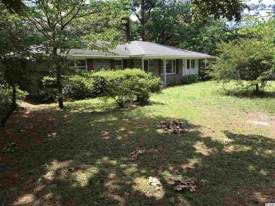 Myrtle Beach Single Family Home For Sale: 4611 Little River Rd.