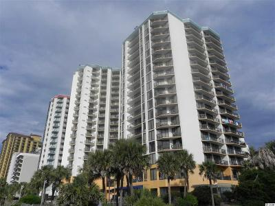 Myrtle Beach Condo/Townhouse Active Under Contract: 2710 N Ocean Blvd. #1926