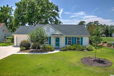 Murrells Inlet Single Family Home For Sale: 1629 Wood Thrush Dr.