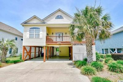 North Myrtle Beach Single Family Home Active Under Contract: 604 14th Ave. S