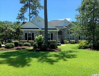 Murrells Inlet Single Family Home For Sale: 74 Cascade Dr.
