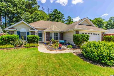 Conway Single Family Home For Sale: 2609 Willet Cove