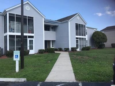 Surfside Beach Condo/Townhouse For Sale: 8775 Chandler Dr. #H