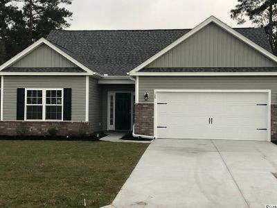 Conway Single Family Home For Sale: 108 Palm Terrace Loop