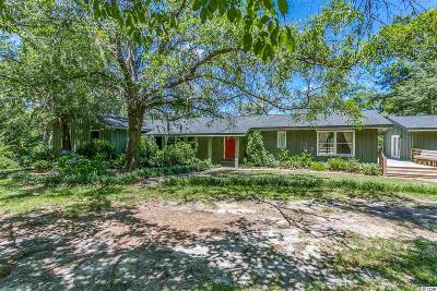 Conway Single Family Home For Sale: 2215 Steep Landing Rd.