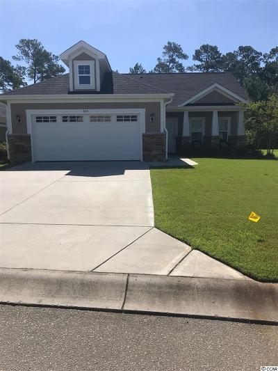 Murrells Inlet Single Family Home Active Under Contract: 652 Elmwood Circle