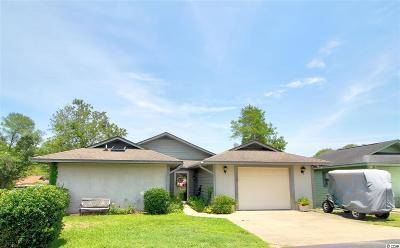 North Myrtle Beach Single Family Home For Sale: 733 Dogwood Ln.