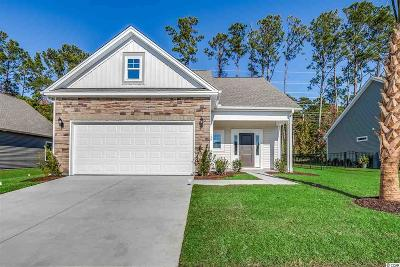 Murrells Inlet Single Family Home For Sale: 198 Heron Lake Ct.