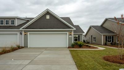 Myrtle Beach Condo/Townhouse For Sale: 1105 Hickory Knob Ct. #Lot 152