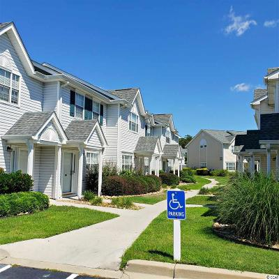 North Myrtle Beach Condo/Townhouse For Sale: 613 S 2nd Ave. S #20-C