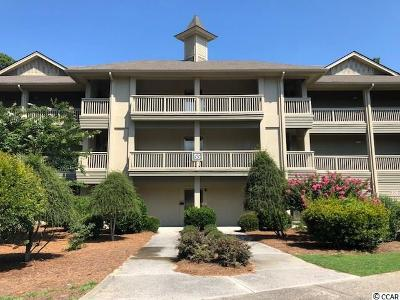 North Myrtle Beach Condo/Townhouse For Sale: 1661 Harbor Dri Spinnaker Dr. #5522