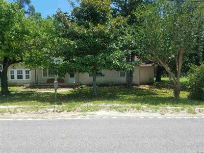Myrtle Beach Single Family Home Active Under Contract: 4579 Peachtree Rd.