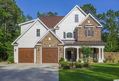 Pawleys Island Single Family Home For Sale: 60 Brookgreen Trace Pl.