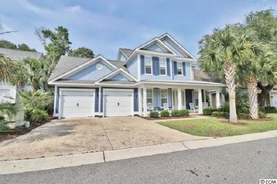 North Myrtle Beach Single Family Home For Sale: 438 Banyan Place