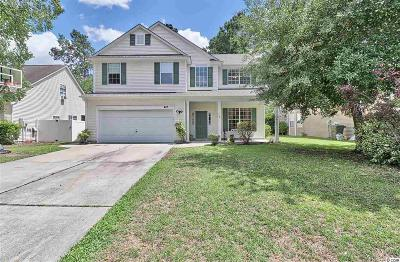 Myrtle Beach Single Family Home For Sale: 425 Blackberry Ln.
