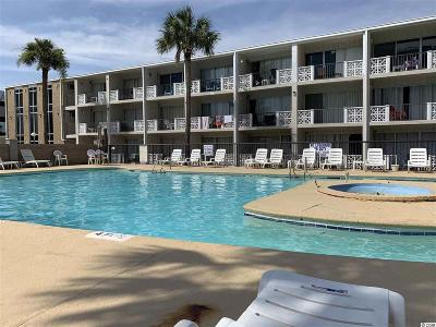 Myrtle Beach Condo/Townhouse For Sale: 1600 S Ocean Blvd. #122