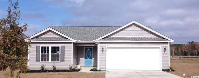 Conway Single Family Home Active Under Contract: 1308 Teal Ct.