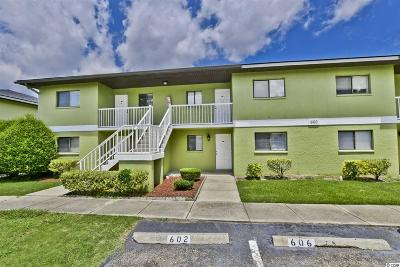 Myrtle Beach Condo/Townhouse For Sale: 1301 Pridgen Rd. #602