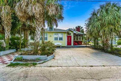 North Myrtle Beach Single Family Home For Sale: 221 28th Ave. N