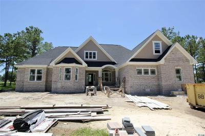 Single Family Home For Sale: 526 Crow Creek Dr.