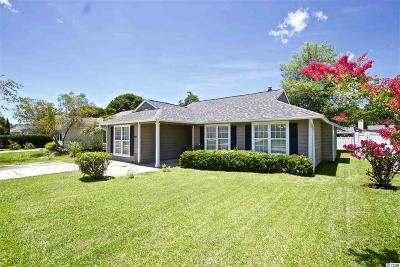 Murrells Inlet Single Family Home Active Under Contract: 9745 Kings Grant Dr.
