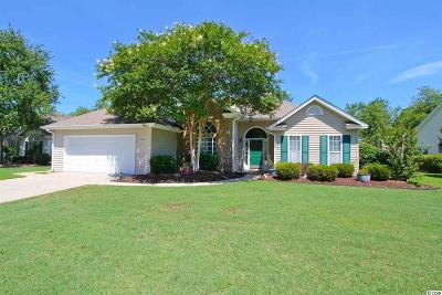 Surfside Beach Single Family Home Active Under Contract: 1661 Pennystone Trail