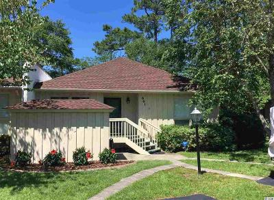 North Myrtle Beach Condo/Townhouse For Sale: 601 Colony Dr. #601