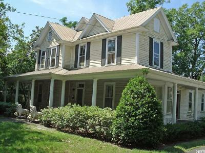 Georgetown Single Family Home For Sale: 309 Front St.
