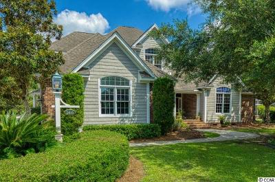 Pawleys Island Single Family Home For Sale: 146 Sandy Meadow Loop