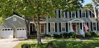 Conway Single Family Home For Sale: 117 Clemson Rd.