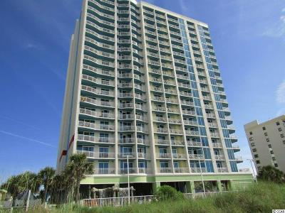 North Myrtle Beach Condo/Townhouse For Sale: 2100 N Ocean Blvd. #2304