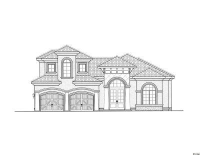 Myrtle Beach Single Family Home For Sale: 9200 Parma Ln.