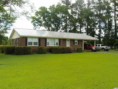 Loris Single Family Home Active Under Contract: 1312 Herman Rd.